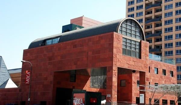 Arata Isozaki: Museu de Arte Contemporânea de Los Angeles