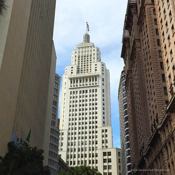 Arranha-céus em São Paulo: Edifício Altino Arantes
