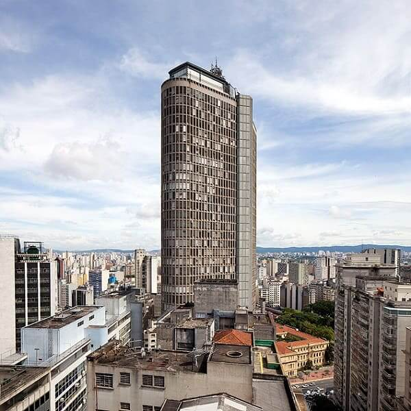 Arranha-céus em São Paulo: Edifício Itália