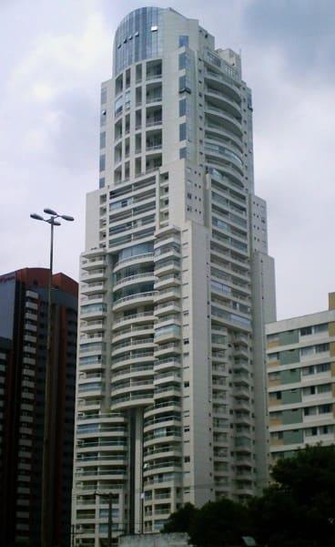 Arranha-céus em São Paulo: Edifício Mandarim