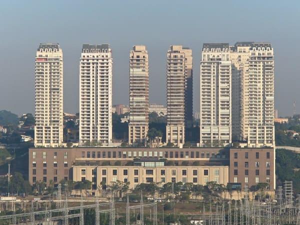 Arranha-céus em São Paulo: Parque Cidade Jardim