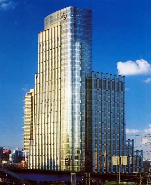 Arranha-céus em São Paulo: Sede do BankBoston