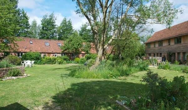 Coliving: Threshold Centre Cohousing Community Cohousing nos EUA