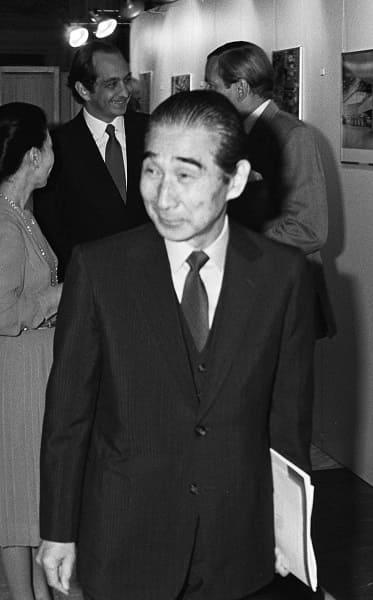 Kenzo Tange, primeiro arquiteto japonês a ganhar um Pritzker