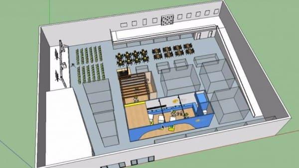 Curso de Arquitetura Online Gratuito: SketchUp para Design de Interiores - Modelando Piso e Alvenaria