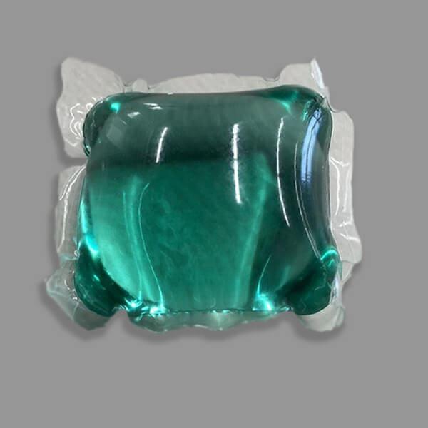 Exemplos de Materiais Biodegradáveis: plástico hidrossolúvel usado em produtos de limpeza pode ser aplicado na construção civil (foto: Tegape Química)