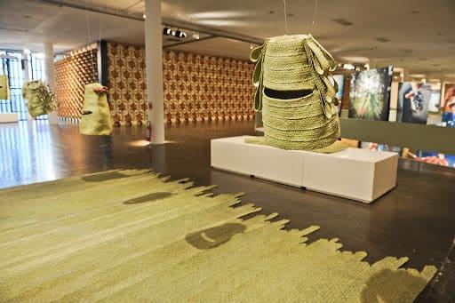 Marcelo Rosenbaum: espaço criado na São Paulo Fashio Week (2012)