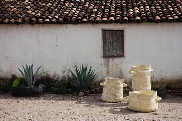 Marcelo Rosenbaum: bogoió, cesto de palha trançada produzido em Várzea Queimada