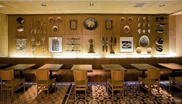 Marcelo Rosenbaum: restaurante Dalva e Dito (foto: Arcoweb)