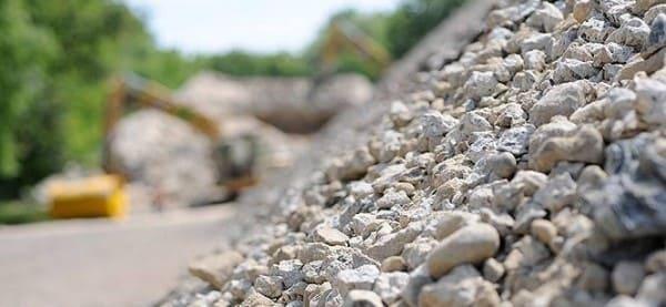 Materiais biodegradáveis: entulho gerado na construção civil (foto: Mercado Livre)