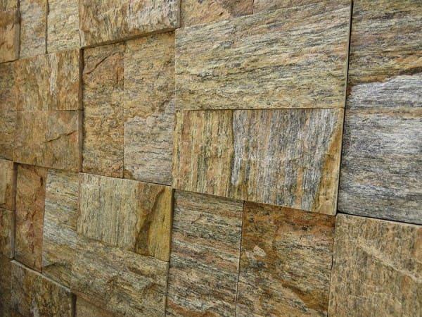 Pedra Madeira Amarela é uma das mais utilizadas (foto: Pinterest)