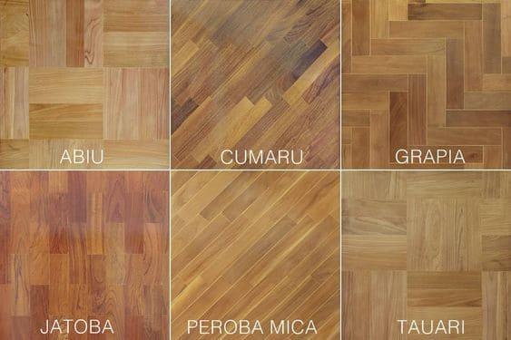 Piso de taco: tipos de piso de taco (foto: eh decor)