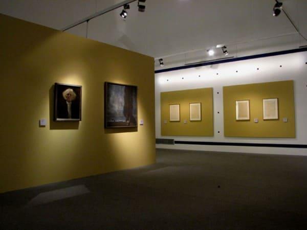Tipos de iluminação: iluminação de destaque em museu (foto: Arquitetura de Iluminação)
