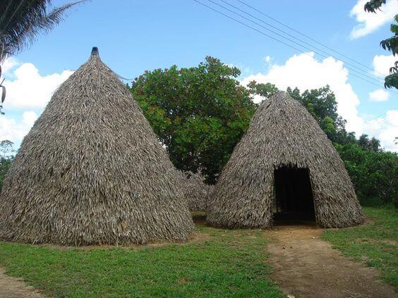 Tipos de Casas: Ocas Pequenas (foto: Pinterest)