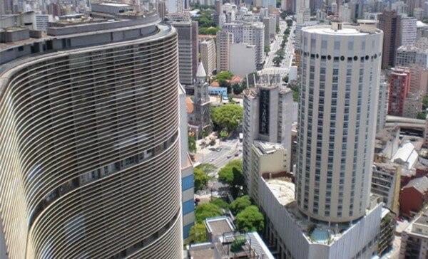 Tipos de casas: Edificio Copan, em São Paulo (SP) - foto: SP Bairros