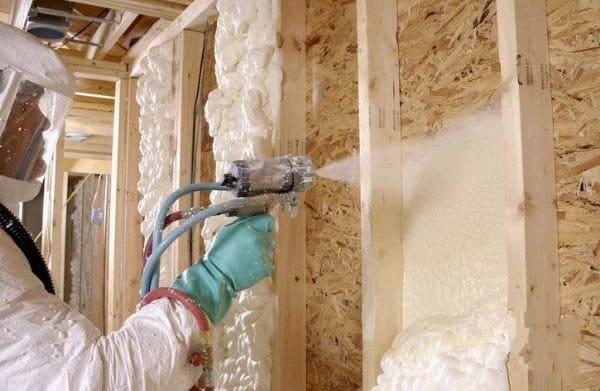 Isolante térmico: espuma de isolamento térmico poliuretano (foto: madeinchina.com)