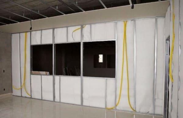 Isolante térmico: lã de pet em Steel Frame (foto: Steel Frame)