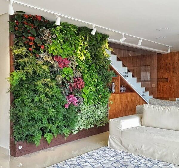 Isolamento térmico: Jardim Vertical (foto: Viva Decora)