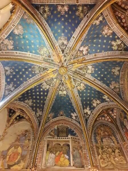 O que é abóbada: Catedral Santa Maria de Toledo