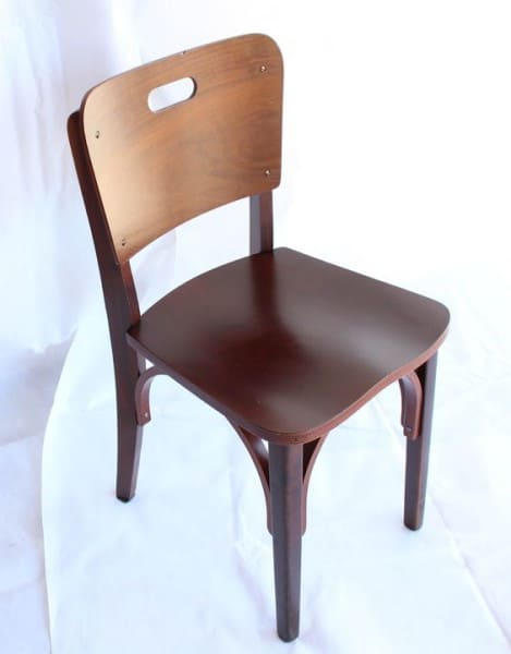 Poltrona de Design Brasileiro: Cadeira Cimo 1001 (foto: Mobiliário Nacional)