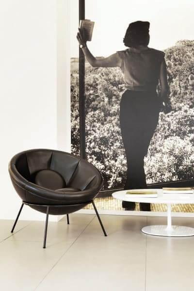 Poltrona de Design: Cadeira Bowl - Lina Bo Bardi