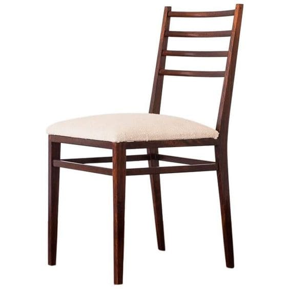 Poltrona de Design Brasileiro: Cadeira Unilabor - Geraldo de Barros (foto: Pinterest)