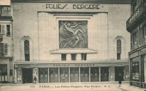 Belle Époque: Folies Bergère, casa de musica parisiense (1869)