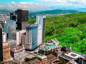 O que é urbanização foto Setcesp