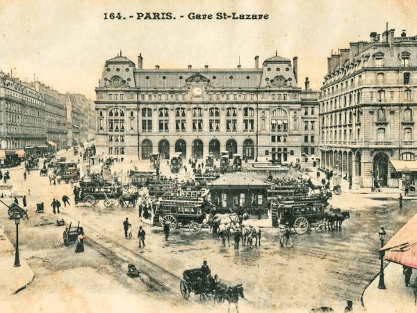 Belle Époque: Opéra Garnier (1875) (foto: Yaazzz)