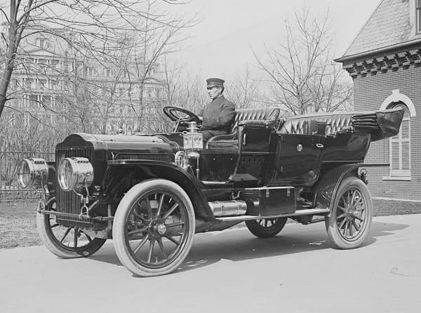 Invenções da Belle Époque: invenção do carro moderno (foto: Super Interessante)