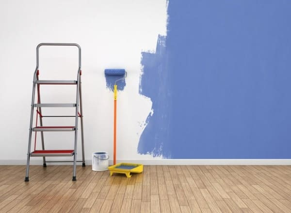 Tipos de pinturas para paredes interiores (foto: Pinterest)