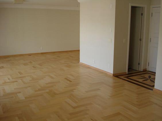 Madeira clara: piso de pau marfim (foto: piso arte)