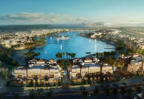 Maior piscina do mundo menção honrosa: Citystars Sharm El Sheikh