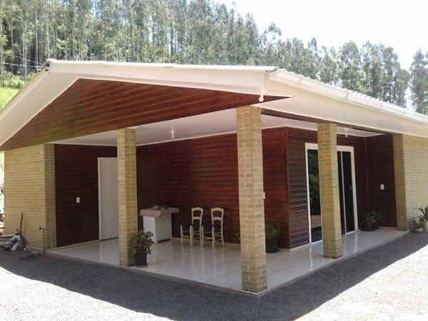 Tijolo ecológico: a construção de casa com tijolo ecológico não produz resíduos (Foto: Radio Aliança)