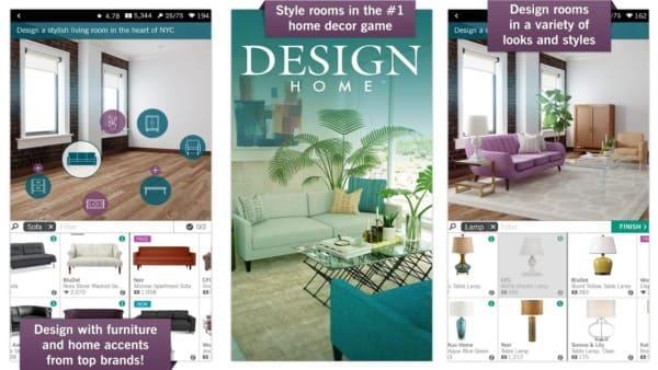 Jogos de Decoração: Design Home - House Renovation