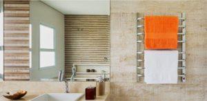 banheiro sem janela toalheiro térmico ajuda a secar toalhas foto gazeta do povo