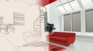 O designer de interiores trabalha pela estética e funcionalidade dos ambientes