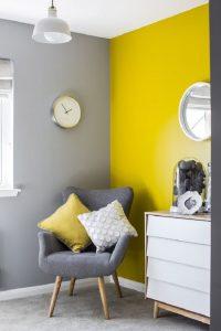 Mescle as tonalidades da parede do ambiente e traga ainda mais estilo para a decoração