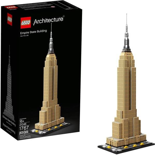 Empire State Building versão Lego (foto: Amazon)