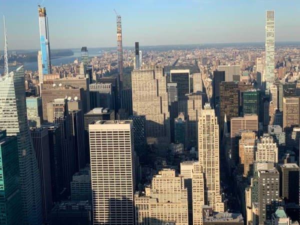 Empire State Building: vista do observatório do 102º andar (foto: dicas Nova York)