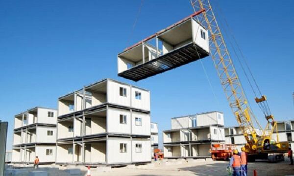 O uso da arquitetura modular para habitação tem promovido eficiência na entrega das obras