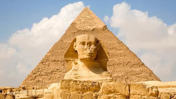 Há 123 Pirâmides do Egito catalogadas