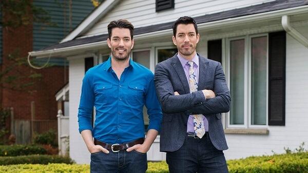 Irmãos à obra é um dos programas de reforma de casas de grande sucesso na televisão