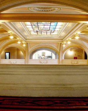 Conheça a arquitetura e a história do Museu do Café