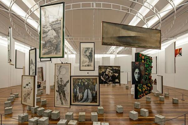 O acervo do Museu de Arte do Rio conta com cerca de 8 mil itens museológicos