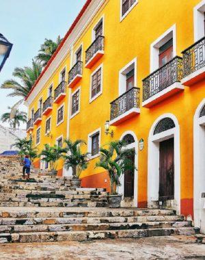 Patrimônio Histórico: Centro Histórico de São Luís