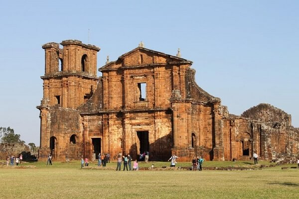 Patrimônio Histórico: as Ruínas de São Miguel das Missões, com mais de 300 anos, foram tombadas pela Unesco em 1983