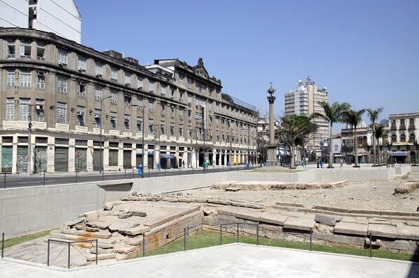 Patrimônio Histórico: o Cais do Valongo foi o mais importante porto de entrada de escravos africanos no Brasil