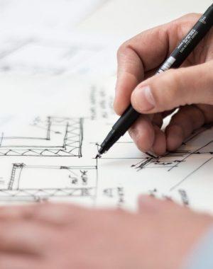 Descubra o que é partido arquitetônico e qual a sua importância para a execução de um projeto. Fonte: Pexels