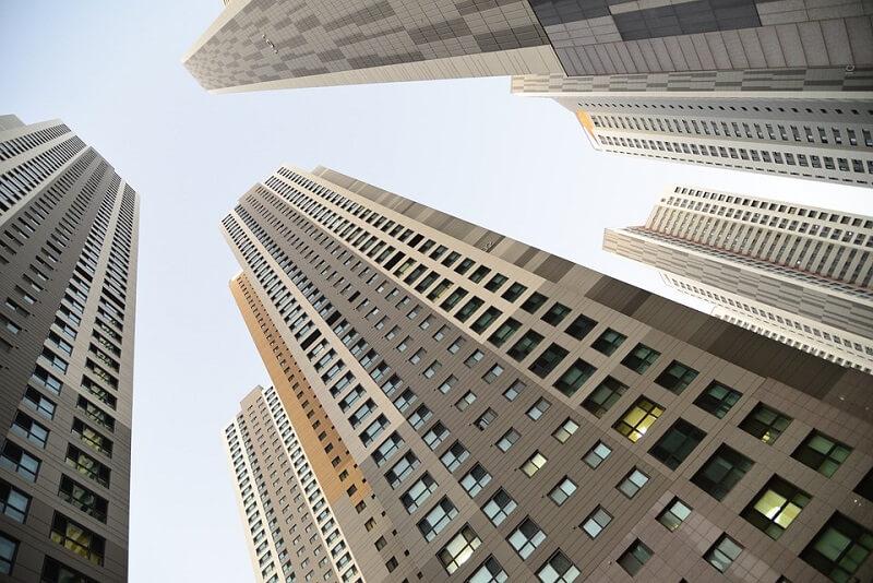 Grande parte dos especialistas em planejamento urbano concordam que a verticalização é um processo sem volta. Fonte: Pixabay